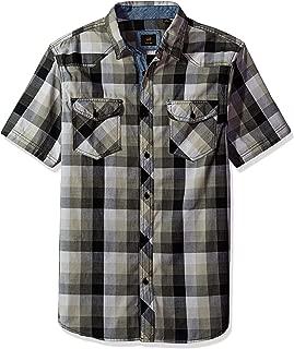 Best men's button down shirt short sleeve Reviews