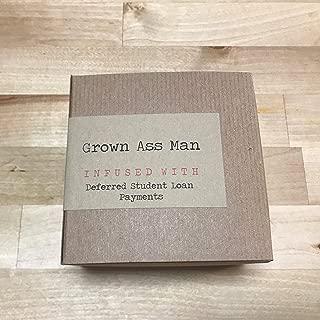 Grown Ass Man Premium Soy Wax Melts and Tealights