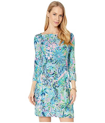 Lilly Pulitzer UPF 50+ Sophie Dress (Multi Lillys House) Women