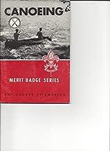 Canoeing [Merit Badge Series No. 3308] 1966 Printing
