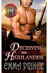 Deceiving the Highlander (Highland Bodyguards, Book 10) Kindle Edition
