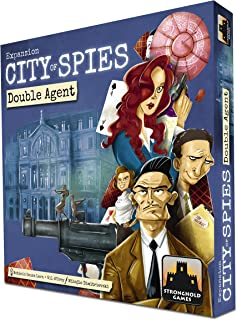 Stronghold Games City of Spies Double Agents Board Games
