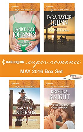 Harlequin Superromance May 2016 Box Set: An Anthology (Brothers, Strangers) (English Edition)