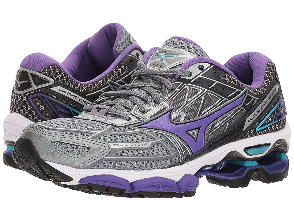Details about Mizuno Wave Shadow Women's Sz 7.5 38 Smooth Ride X10 Running Shoes Pink Blue