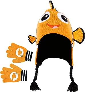 Disney Finding Nemo Peruvian Cap with Gloves