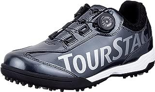 [ツアーステージ] ゴルフシューズ、スパイクレス メンズ