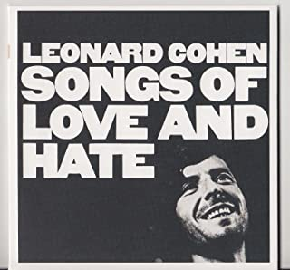 Songs Of Love & Hate [Vintage LP Look - Cardboard Sleeve]