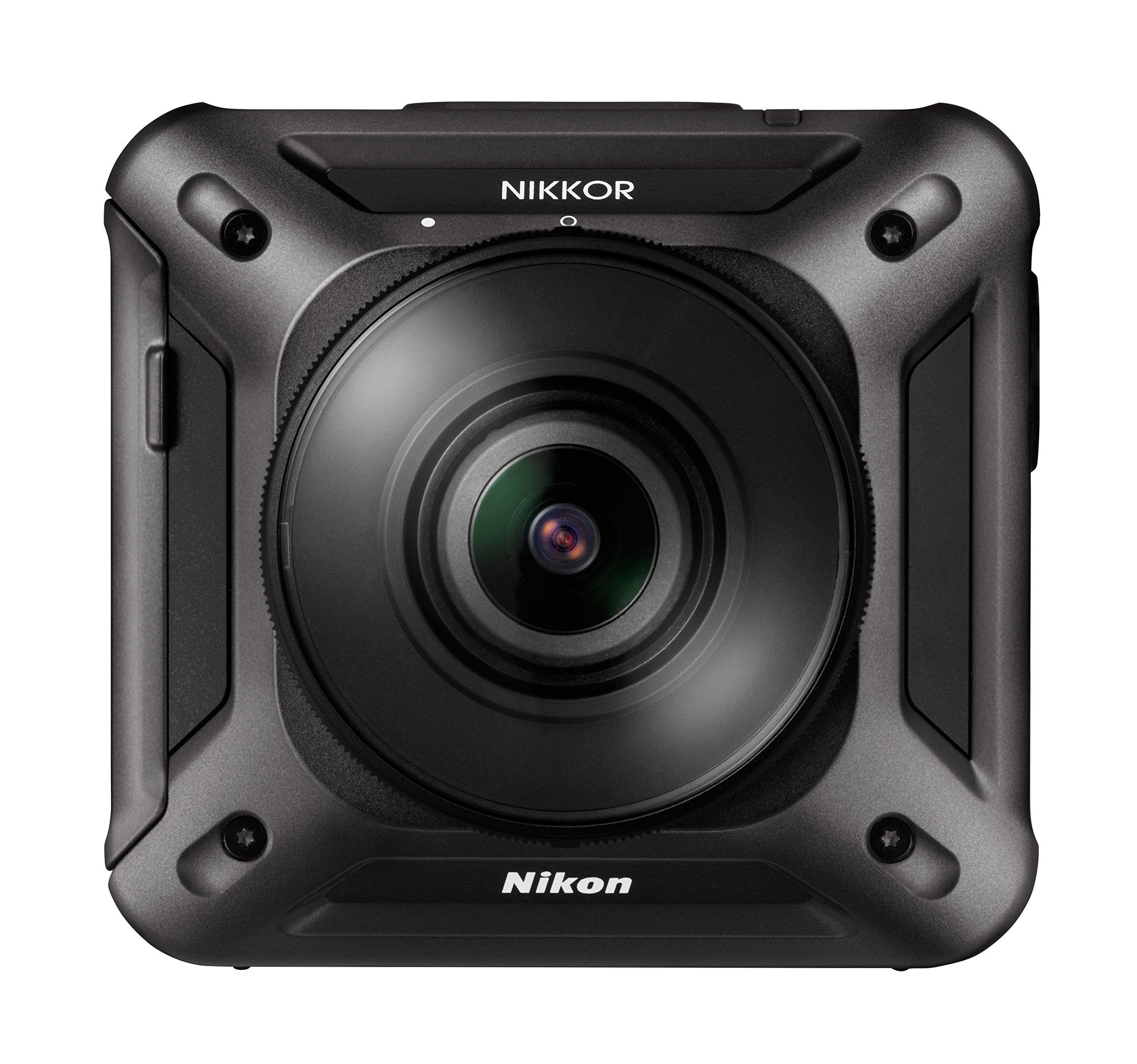 Nikon KeyMission 360 - Cámara de 21.14 MP (Resistencia al Agua ...