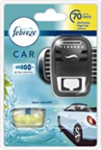 Febreze Car Air Freshener Starter Kit Aqua Cascade 7 ml