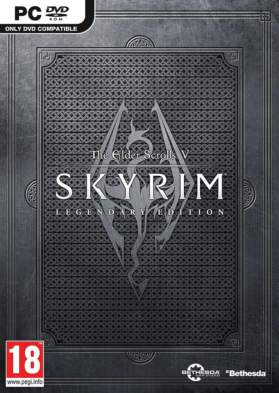 知覚的必須機密The Elder Scrolls V: Skyrim Legendary Edition (PC) (輸入版)
