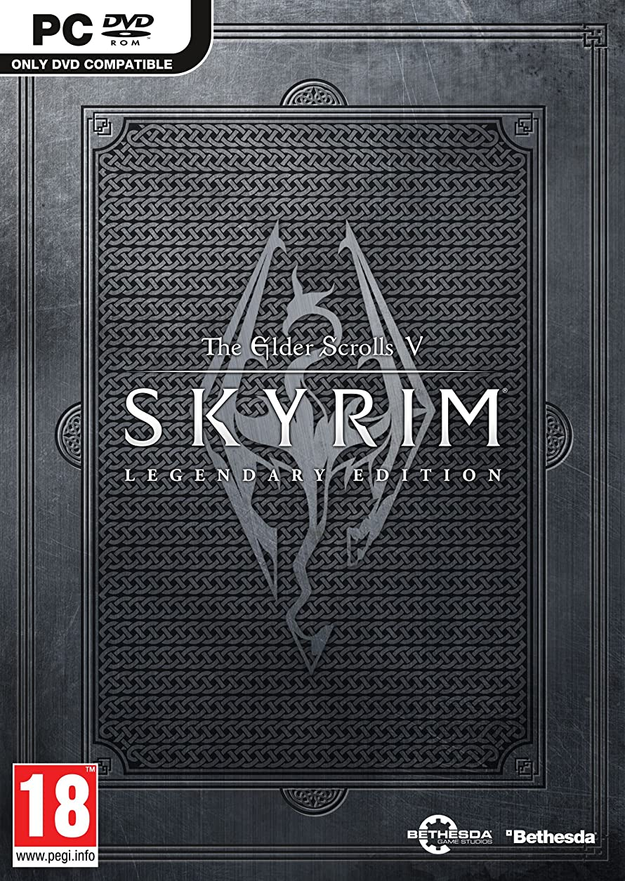 メディカル財政食堂The Elder Scrolls V: Skyrim Legendary Edition (PC) (輸入版)