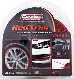 cowles red trim