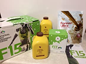 New Forever F15 FIT Nutritional Weight Management Program - Beginner 1&2 - Chocolate