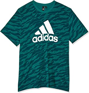 Adidas Men's Essetnials AOP T-Shirt