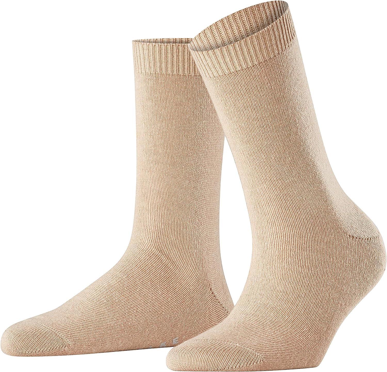 FALKE Womens Cosy Wool Socks Merino Wool Cashmere Black White More Colors 1 Pair