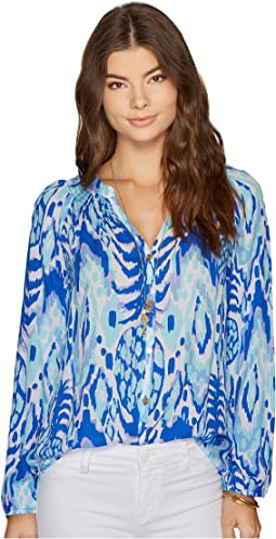 Lilly Pulitzer - Button Front Elsa