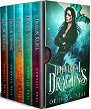 Immortal Dragons: Books 4-6 + Epilogue (Immortal Dragons Paranormal Romance Box Set Book 2)
