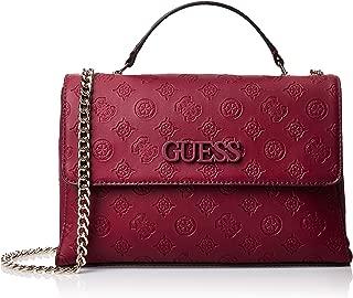 GUESS Women's Cross-Body Handbag, Merlot - SP743321