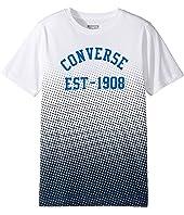 Converse Kids - Vintage Fade Tee (Big Kids)