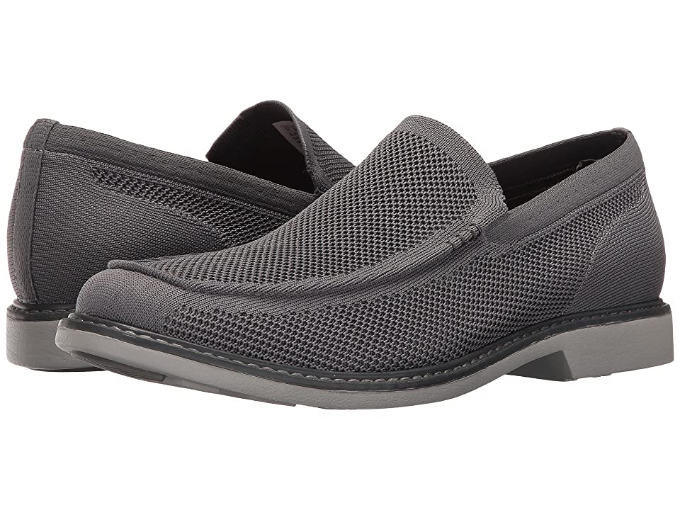 Mark Nason Bayshore (Charcoal Dressknit/Charcoal Welt/Charcoal Bottom) Men