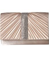Alexis Pleated Clutch