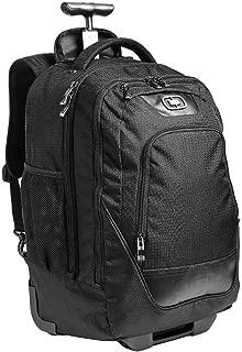 OGIO Wheelie Pack Wheeled Upright, Laptop/MacBook Pro Backpack, Black