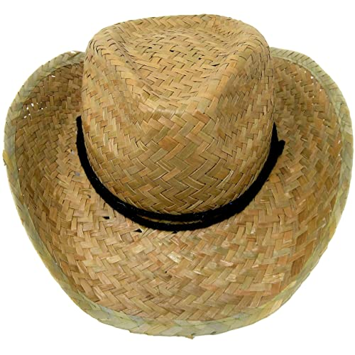 Boys   Kids Straw Cowboy Hat - Easter 6d3751fdfc60
