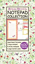 Book of Sticky Notes: Susan Branch Floral Notepad Collection