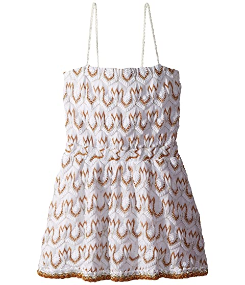 Missoni Kids Lace Lame Dress (Toddler/Little Kids)