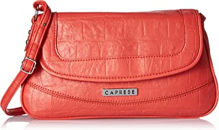 Caprese Martha Women's Hobo Handbag (Coral)