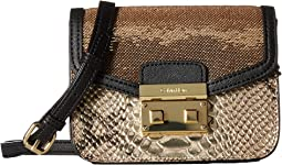 Calvin Klein - Novelty Exotics Flap Crossbody