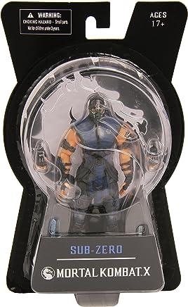 Sub-zero Mortal Kombat X Mezco Game Figura Boneco Console Colecione Express
