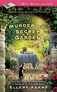 Murder in the Secret Garden (A Book Retreat Mystery 3)