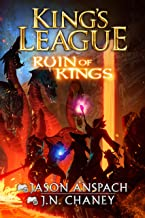 Ruin of Kings: An Epic Lit RPG Adventure (King's League Book 3)
