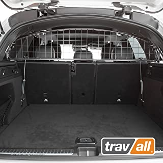 Travall Guard Compatible with Mercedes-Benz GLC-Class (2015-Current) TDG1499 - Rattle-Free Steel Pet Barrier