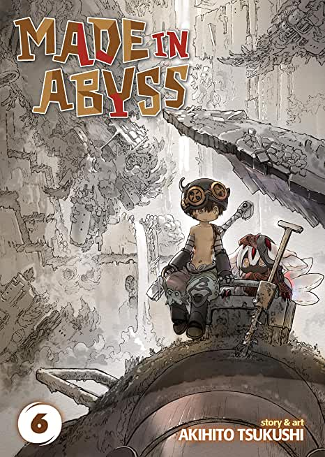 Made in Abyss Vol. 6 (English Edition)