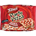 Totino's Party Pizza, Bacon and Pepperoni, 10.4 oz (Frozen)