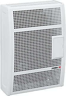 Mora 6153 Color blanco 2500W Radiador - Calefactor (Radiador, Pared, Color blanco, Botones, Giratorio, 2500 W, 50 m³)