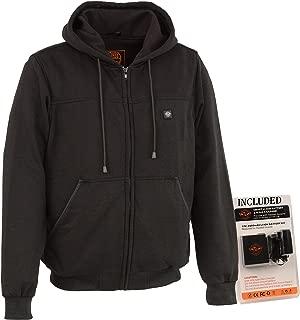 high visibility heated jacket