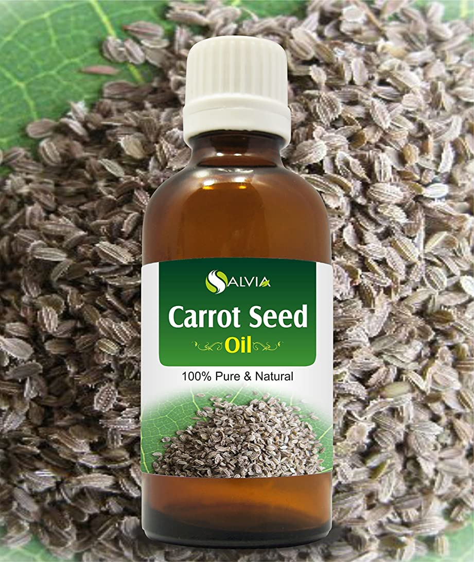 小切手処方する放送CARROT SEED OIL 100% NATURAL PURE UNDILUTED UNCUT ESSENTIAL OILS 50ML
