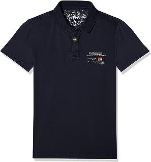 K Egegik SS Camiseta Polo para Niños