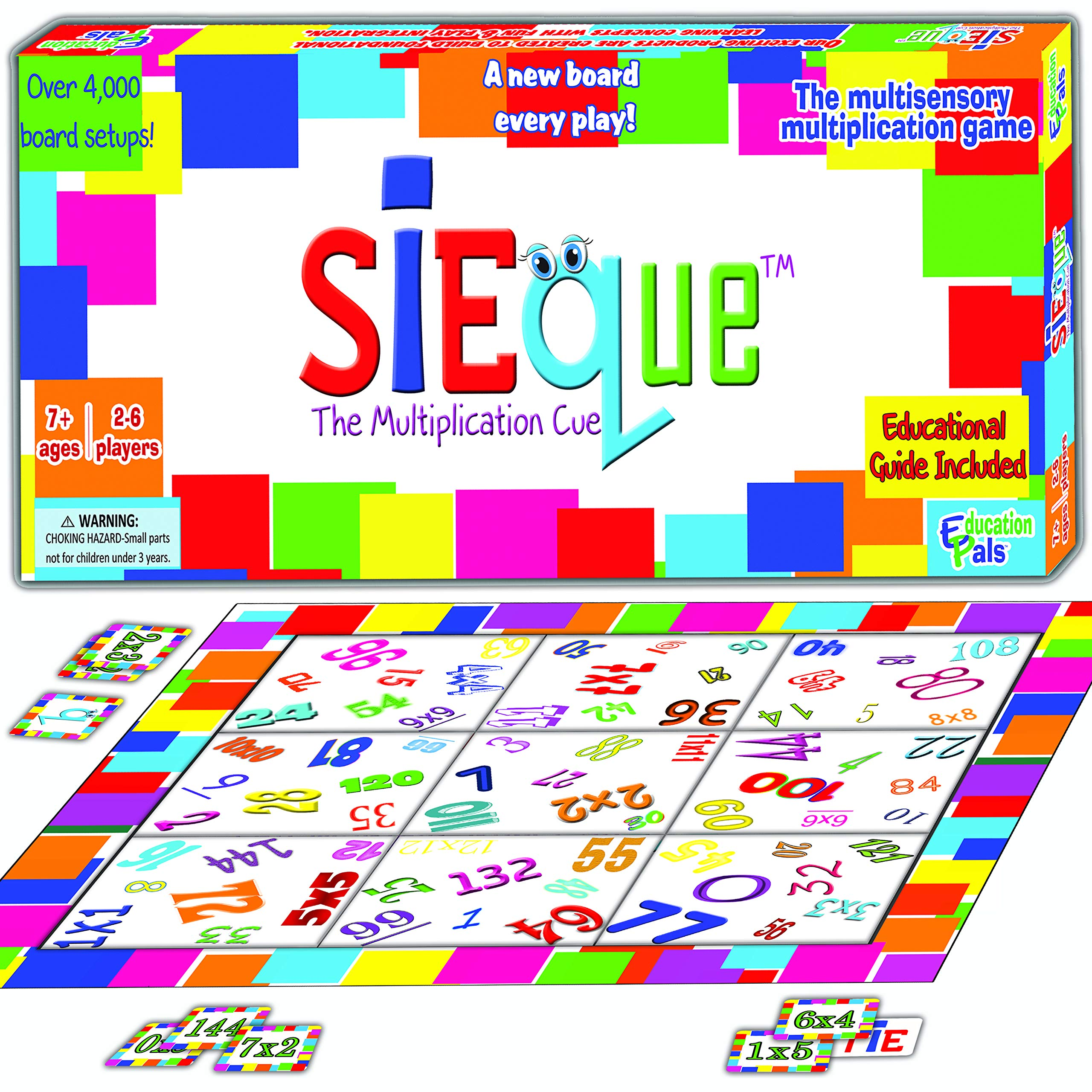 SiEqueTM Cool Math Games Adults
