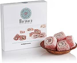 Turkish Delight Watermelon Marmara Cogan Lokum Candy Sweet Confectionery Gourmet Box Dessert Large 8.8 ounce