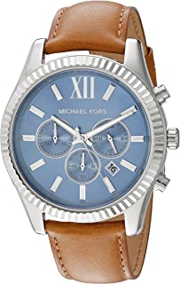 Michael Kors Men's Lexington Brown Watch MK8537