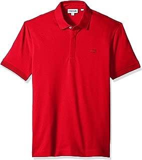 Mens Short Sleeve Paris Polo Shirt