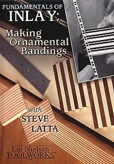 making inlay banding