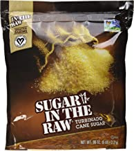 Sugar in the Raw Cane Sugar, 6 lbs, Pack of 2
