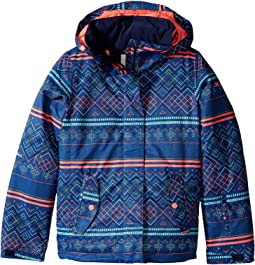 Roxy Kids - Jetty Jacket (Big Kids)