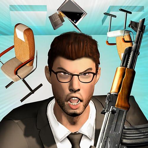 Destruye la oficina, el supermercado y el banco - Ultimate Target Gun Juegos de tiros para niños y shooter FPS 2018