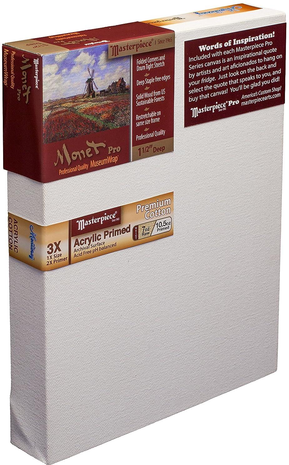 Masterpiece Artist Canvas 43018 Monet PRO 1-1/2